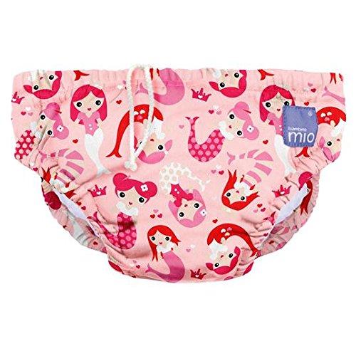 Bambino Mio Medium Swim Nappy Mermaids 6-12 Months