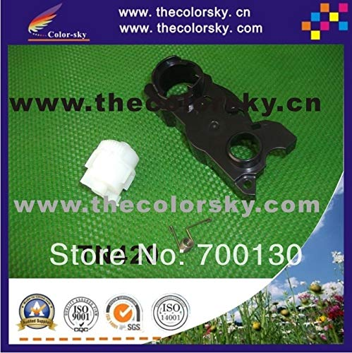 Printer Parts (ACC-TN420 KIT) Flag Reset Lever Gear and Cover Plate end Cap for Brother TN-2235 TN-2275 TN-2090 TN-27J TN-11j ()