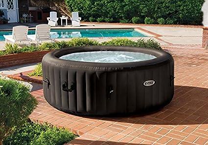 Amazon.com: PureSpa Set de Spa con hidromasaje.: Jardín y ...