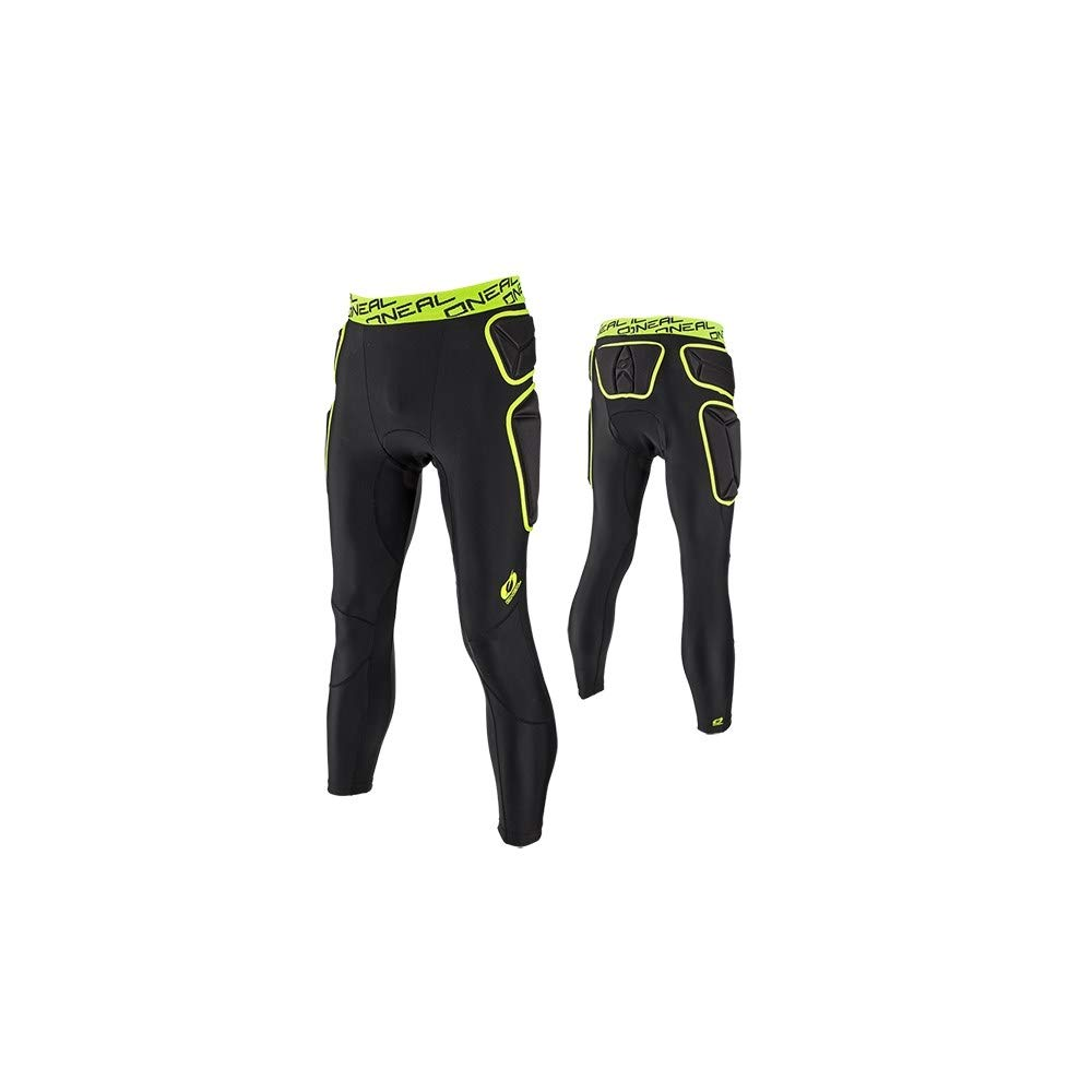 O'Neal Unisex-Adult's Trail Pro Pant (Lime/Black, XX-Large),