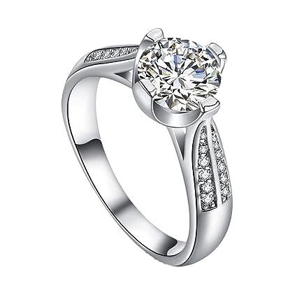 Amazon Com Fyhuzp 2019 Vintage Wedding Band Engagement Ring For