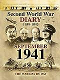Second World War Diary: September, 1941