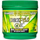 Crece Pelo Natural Phitoterapeutic Treatment for Capillary Growth 8.5 oz