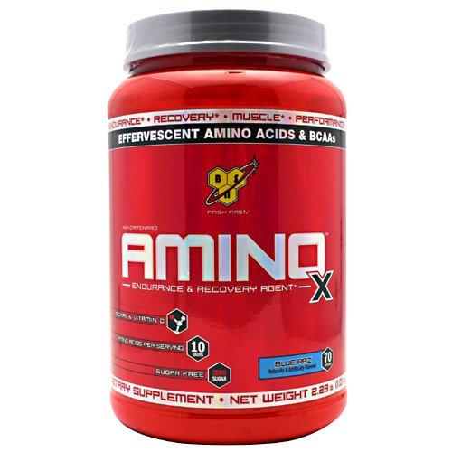 BSN Amino-X Blue Raz -- 2.23 lbs