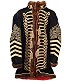 ELOPE Jimi Hendrix Costume Jacket for Men (S/M) by