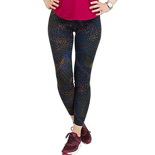 Nike Leg-A-See Print Jersey Women's Sportswear Legging Black 804049-011 (Size M) - Exclusive Print Jersey