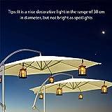 Solar Fairy String Lights Hanging Solar Lights