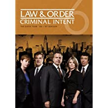 Law & Order: Criminal Intent - The Sixth Year, Season 06-07 (2012)