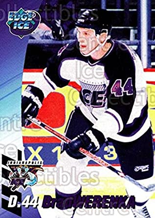 Amazon com: (CI) Brad Werenka Hockey Card 1995-96