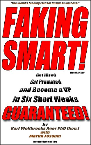 #freebooks – Faking Smart! – Self-help Paroday – HUMOR! Free through Dec 30th