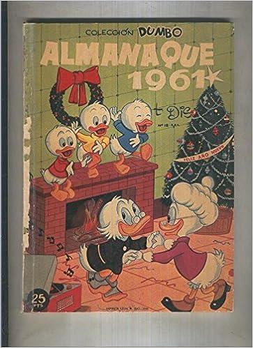 Dumbo almanaque 1961: Amazon.es: Walt Disney: Libros