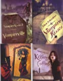 download ebook 4 book set vampire kisses by ellen schreiber ~vampire kisses/kissing coffins/vampireville/dance with a vampire pdf epub