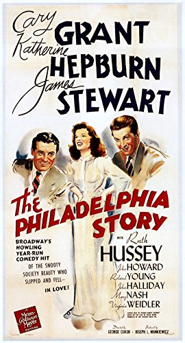 Kitchen Stories Poster (The Philadelphia Story Movie Poster Masterprint (24 x 36))