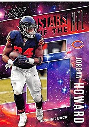 c8230a59f71 2018 Prestige NFL Stars of the NFL #ST-JH Jordan Howard Chicago Bears Panini
