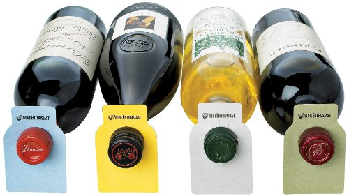Wine Enthusiast Count Color Bottle