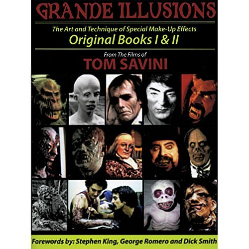 Grand (Special Effects Makeup For Halloween)
