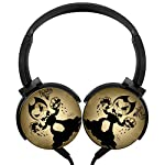 GODEAR Wired Microphone ben-dy Headphones Over ear Nice Headset from GODEAR