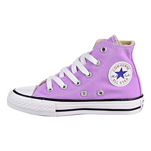 Top Taylor Chuck Fucsia Toddler bambini per Scarpe Converse Fucsia High Star All Bagliore w4dRYq5
