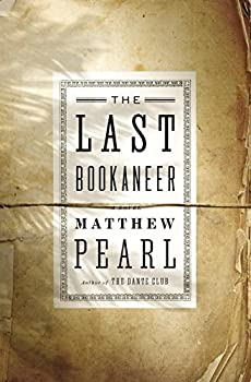The Last Bookaneer 0143108093 Book Cover