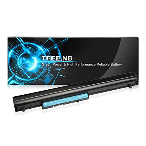 - TREE.NB Replace Spare 776622-001 Battery for HP LA04 Laptop Battery, 2600MAH