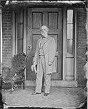 Mathew Brady - Confederate And Union Generals Of The Civil War Photo Book
