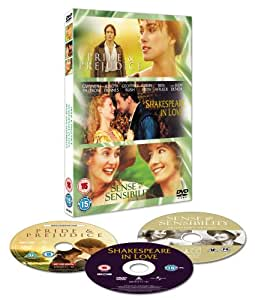 Amazon.com: Pride and Prejudice/Sense & Sensibility ...