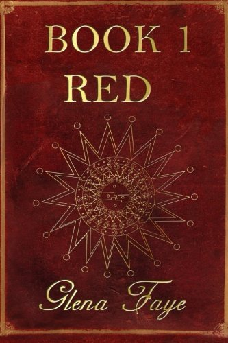 Book One Red Glena Faye product image