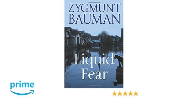 Liquid fear zygmunt bauman 9780745636801 amazon books fandeluxe Gallery