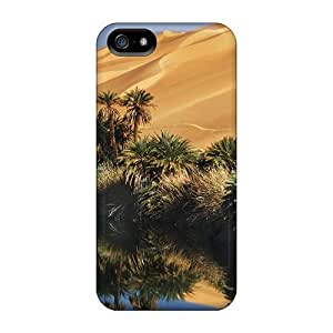 Awesome Side Of The Deserts Flip Case With Fashion Design For Iphone 5/5s by supermalls