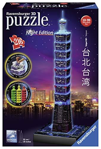 (Ravensburger 11149 Taipei 101 at Night)