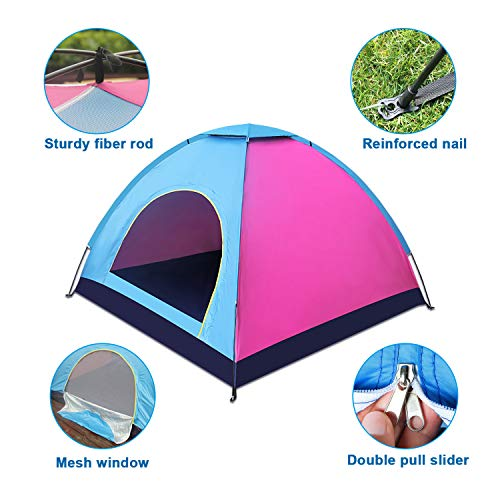 Camping Tent Outdoor Travelite Backpacking Light Weight