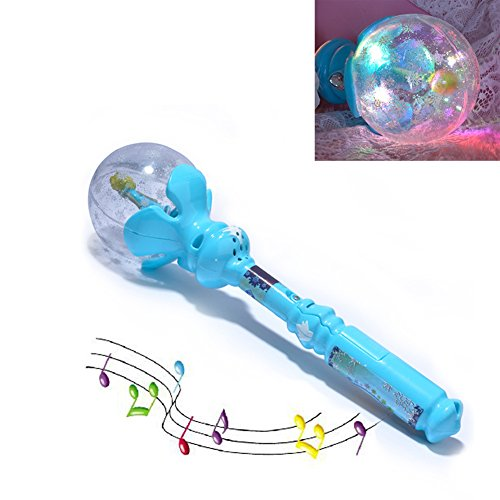 ATOROR Electric Sing Along Music magic stick for (Frozen Sound And Light Up Wand)