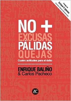 Book No + Palidas: 4 Actitudes Para El Exito