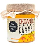 The Butternut Co. Organic Honey Peanut Butter, 200g