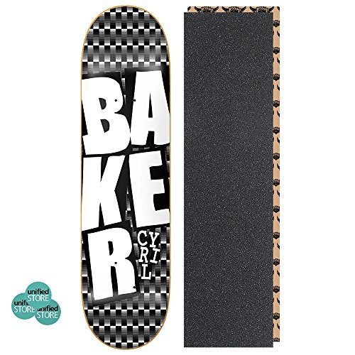 Baker Cyril Jackson Stacked 8.0