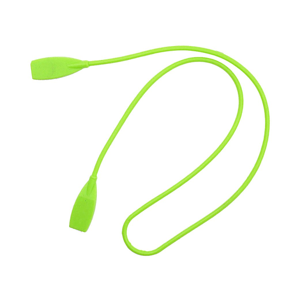 1pc Silicone Sports Glasses Sunglasses Strap Cord Holder for 6-7mm Green Generic STK0156000437