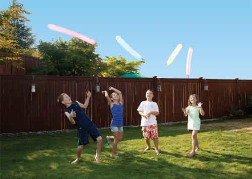 Buy toysmith giant rocket balloon set with pump