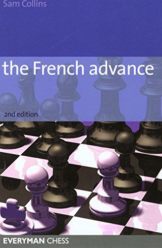 French Advance (Everyman Chess)