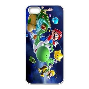 iPhone 5,5S Phone Case Super Mario Bros R130344