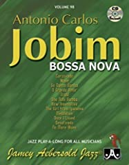 By popular request, here are world-famous works from the Bossa Nova's greatest master, played with exceptional taste and sensitivity in an authentic, relaxed style with a nylon string acoustic guitar rhythm section. For bossa novas with a dis...