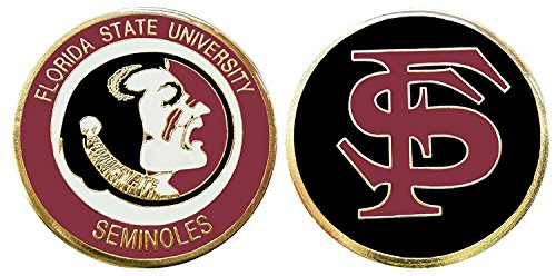 Florida State University Seminoles Challenge Coin by Coin and Coins