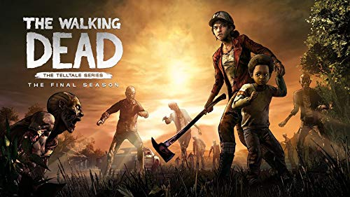 (JinJing Prints The Walking Dead The Final Season 43inch x 24inch Aasim Customized Silk Print Poster | Silk Wallpaper | Silk Printing)