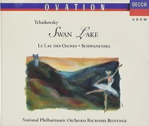 Tchaikovsky: Swan Lake / Massenet: Cigale (1989-11-28)
