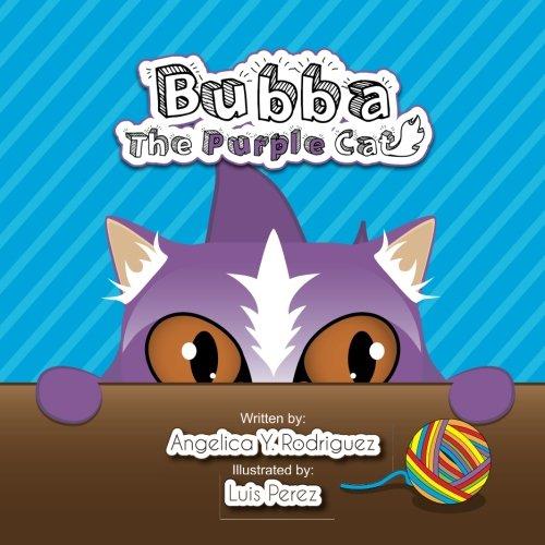 Bubba The Purple Cat
