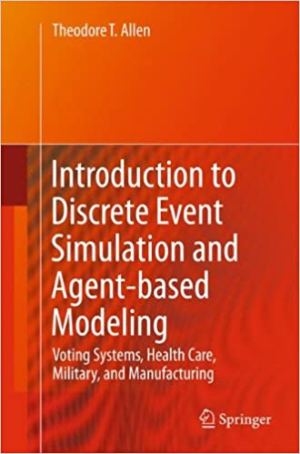 Amazon introduction to discrete event simulation and agent introduction to discrete event simulation and agent based modeling voting systems health care military and manufacturing 2011th edition fandeluxe Image collections