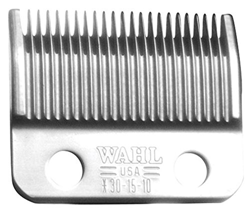 Wahl Professional Animal Standard Adjustable #30-15-10 Blade Set for Adjustable Pet Clippers - Length Standard Iron