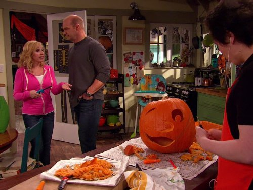 Fright Knight (Good Luck Charlie Halloween Episodes)
