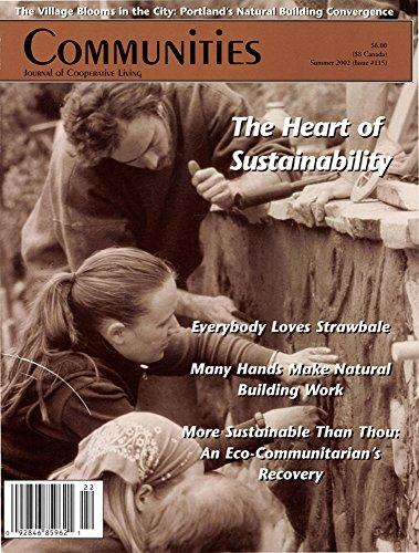 Communities Magazine #115 (Summer 2002) – The Heart of Sustainability