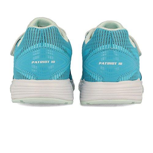 Kids' Blue Patriot Ps 10 Unisex Asics Shoes Running RU74B