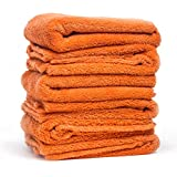 Premium Microfiber Towels by Armour Car Care | Professional Grade Car Detailing Kit Cleaning Products | Super Absorbent, Thick, Swirl & Scratch Free | 16 x 16 inches | Pack of 6 Towels